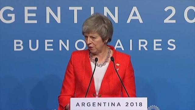 Gobierno británico cree que acuerdo sobre Brexit ganará en Parlamento