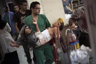 Lembar Putih Suriah: Lembar Fakta Krisis Kemanusiaan Suriah
