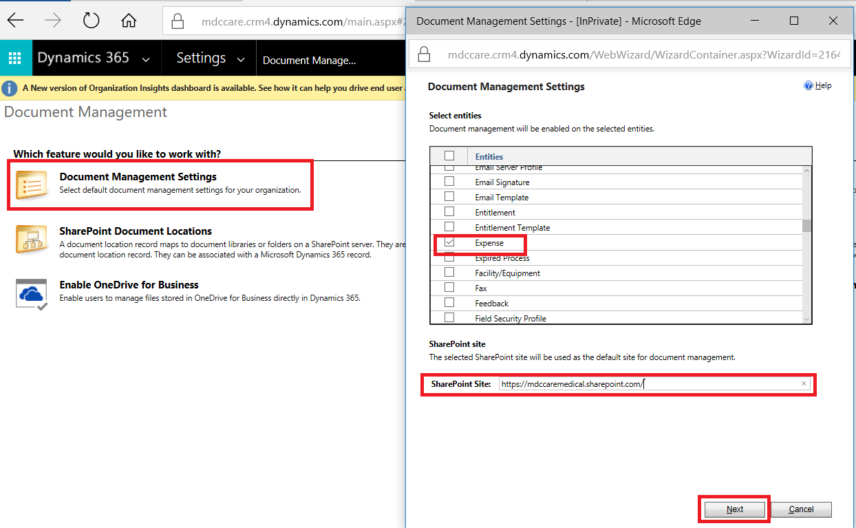 How To Enable Server-Based Sharepoint Integration?   Information ...