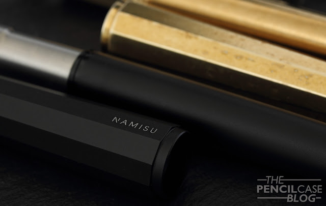 Namisu Ixion fountain pen review