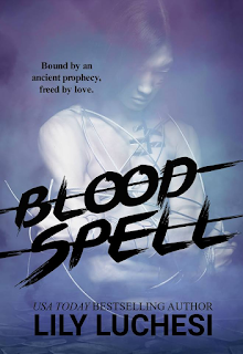 Front cover image of BLOODSPELL by Lily Luchesi, just finished reading by On My Kindle Book Reviews