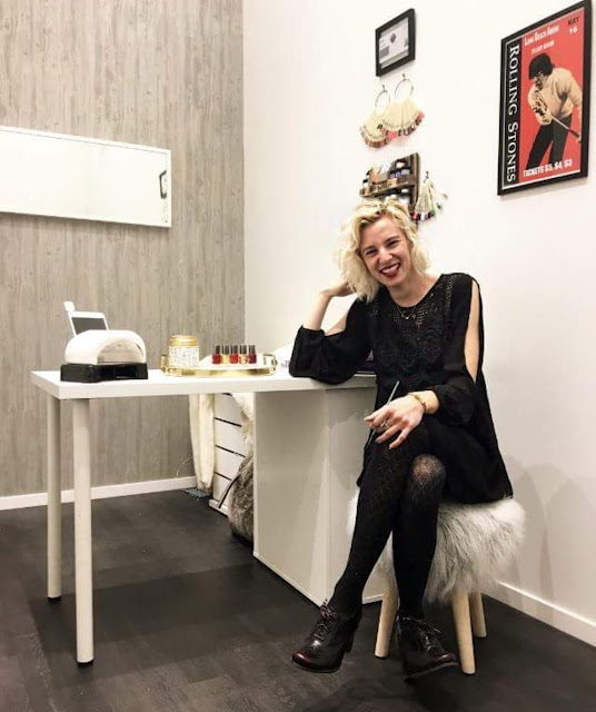 Katie Masters, @nailthoughts, Nail Thoughts, nail artist, manicurist, manicure, nails, nail polish, nail lacquer, nail varnish, interview, First Look Fridays interview series