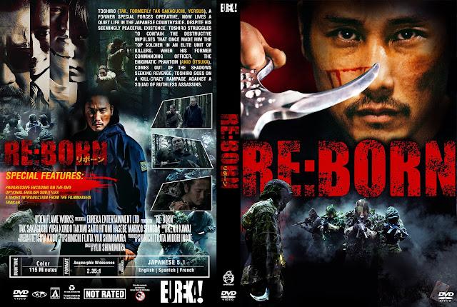 Re: Born DVD Cover