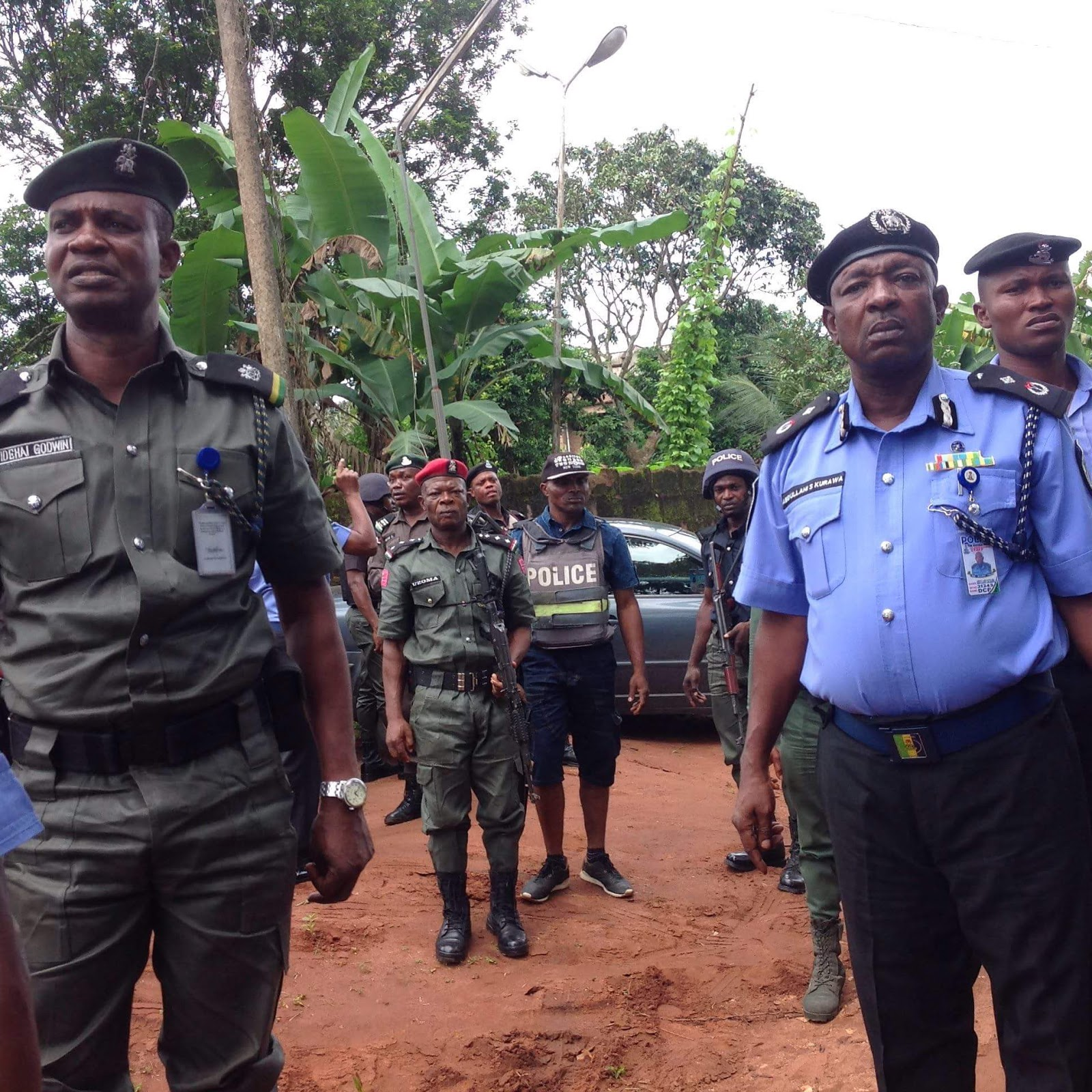 Imo Government Security High Commands Relocates To The Troubled