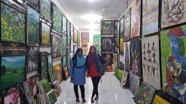 Lukisan Istimewa Bali