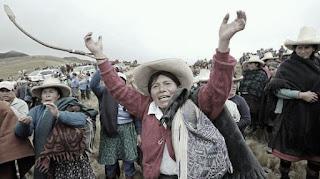 La violencia contra las mujeres por actividades mineras cumple el mismo patrón en todos los países con la vulneración de los derechos humanos y derechos específicos de la mujer.