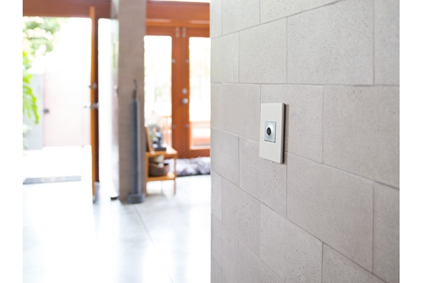 wave switch with nickel wall plate