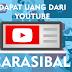 Cara Dapat Uang dari Youtube Yang Benar