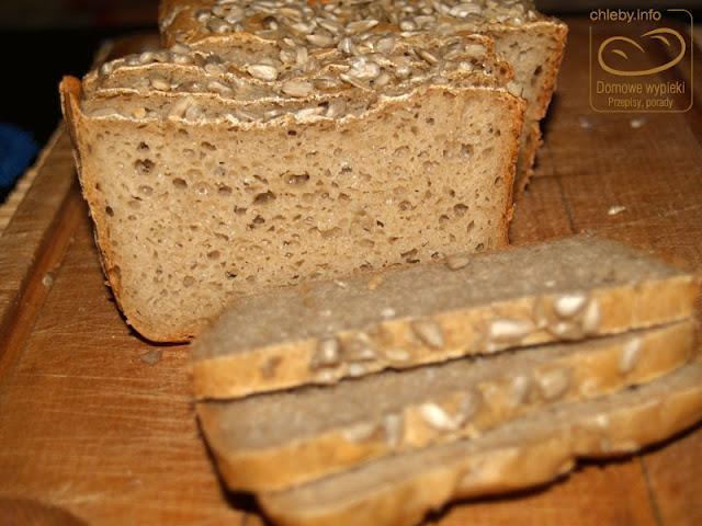 Klasyczny chleb żytni