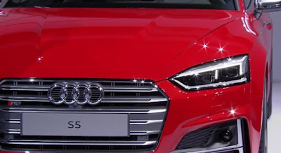 2017 Audi A5 First Look