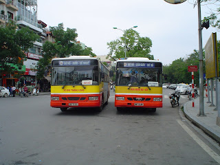 Transport en bus au Vietnam