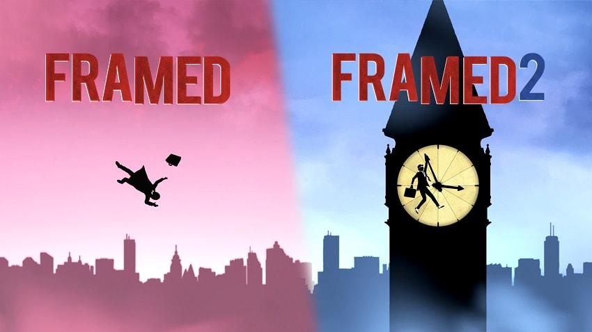 FRAMED Collection, FRAMED, FRAMED 2, Puzzle, Adventure, IndieGame, Review, Приключение, Паззл, Головоломка, Рецензия, Обзор, Отзыв, Мнение