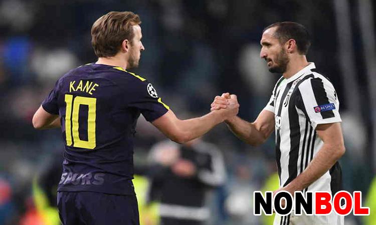 Cuplikan Gol Juventus 2-2 Tottenham | Liga Champions Leg 1 Babak 16 Besar