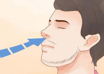 relaksasi nafas dalam