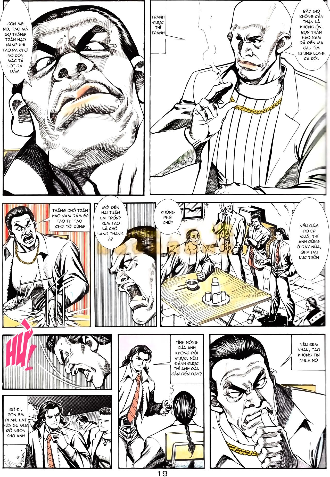 Người Trong Giang Hồ chapter 167: tội sống khó tha trang 7
