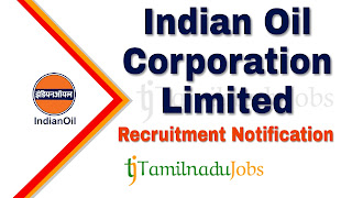 IOCL recruitment 2019 | IOCL Notification 2019