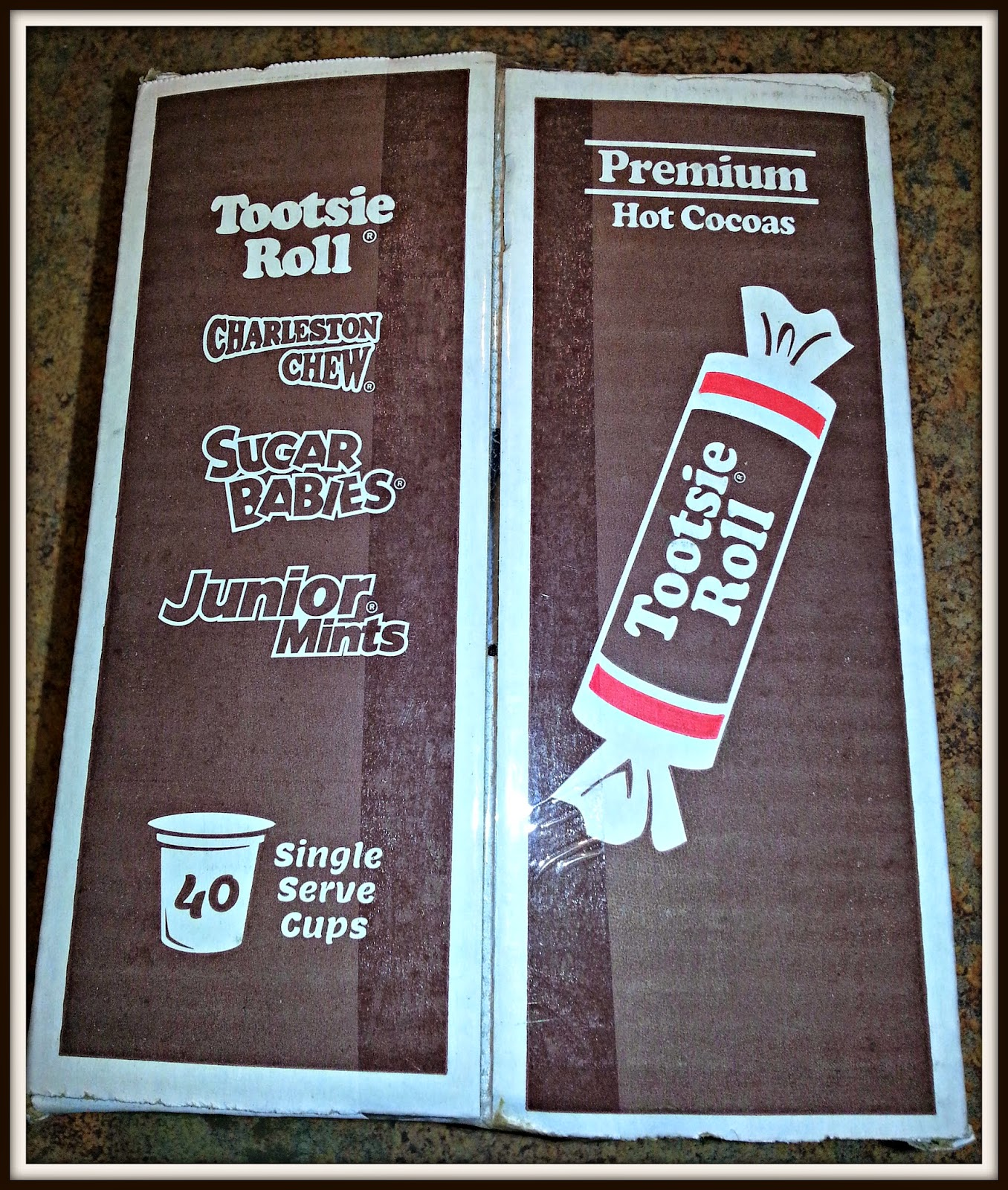 Thrifty and Frugal Living: Tootsie Roll Hot Cocoa K-cup