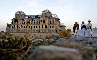 Как штурмовали дворец Амина