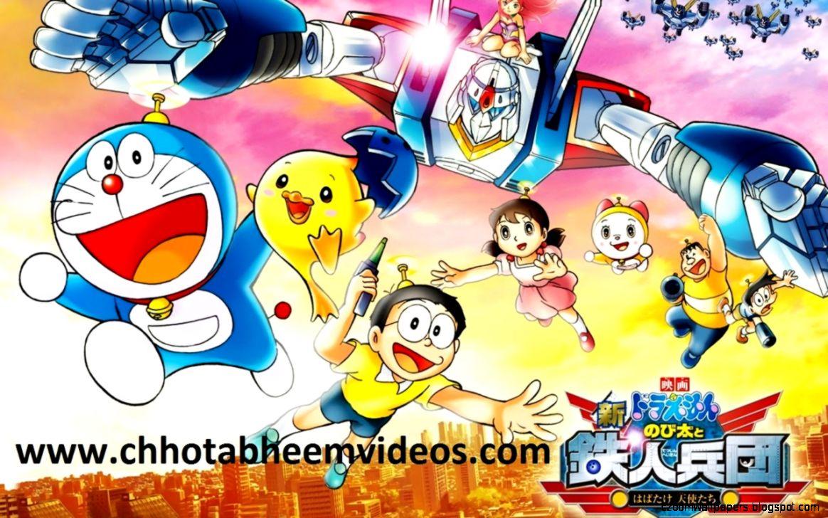 Doraemon All Movies Wallpaper Doraemon