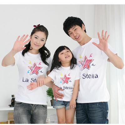 Aó gia đình đẹp ở Hà Nội