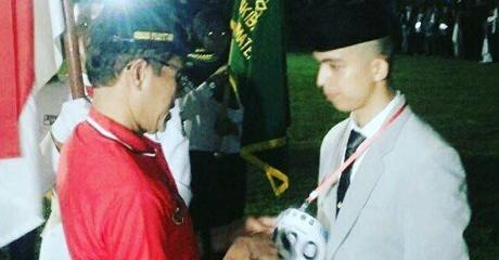 Gubernur Irwan: Semoga Perjungan dan Semangat Bagindo Aziz Chan Menulari Generasi Muda Kota Padang