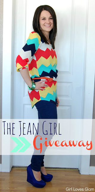The Jean Girl Gift Card Giveaway