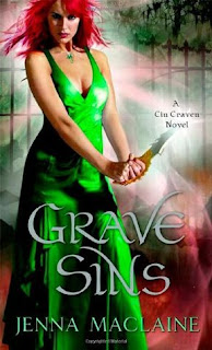Book Review:  Grave Sins by Jenna Maclaine