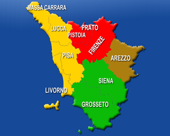 New Tuscan Experience Blog Tuscany Loses 6 Provinces out of 10