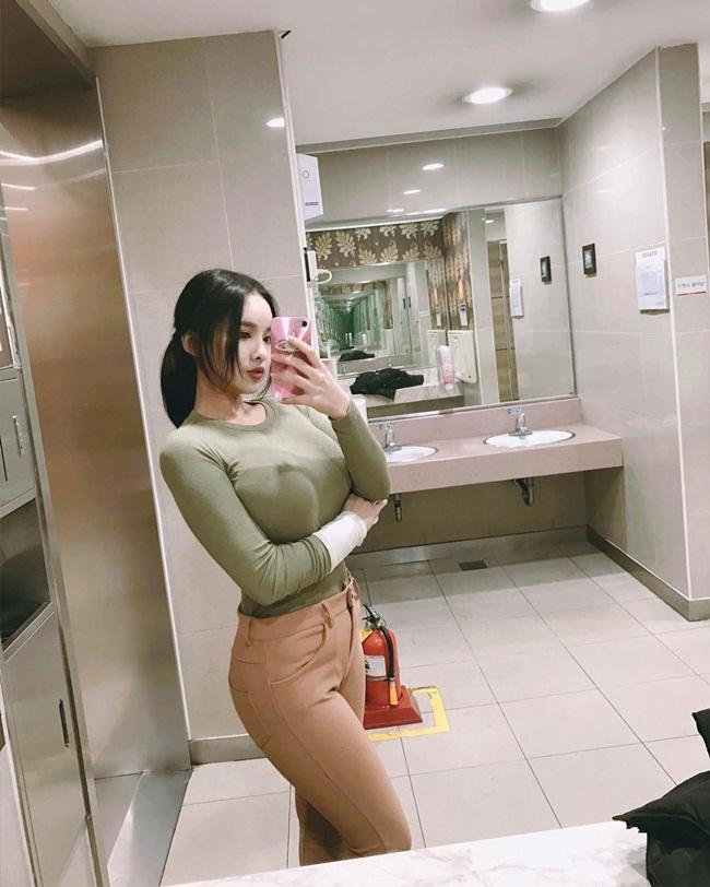 Yu Han gái Hàn siêu vòng một 2