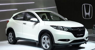 Honda HRV Warna White Orchid Pearl