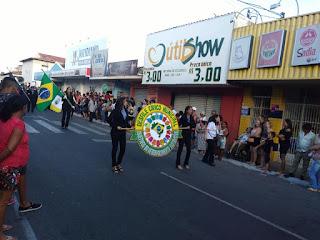 Picuí encerrou a semana da pátria com um belo desfile cívico. Veja fotos