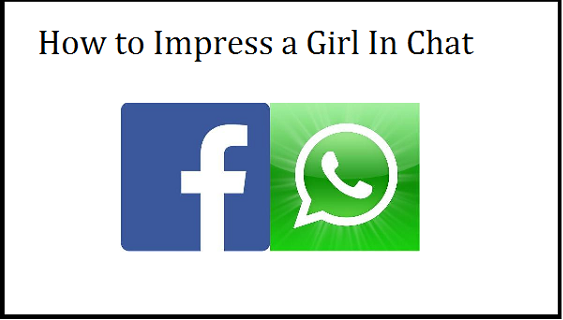 how to impress a girl in message chatting The essence of texting is communication through the typed word and when you have a girl on the other end of the chat 5 rules to texting girls – texting to impress.