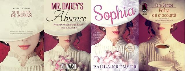Sub luna de șofran, Mr Darcy's Absence, Sophia, Poftă de ciocolată