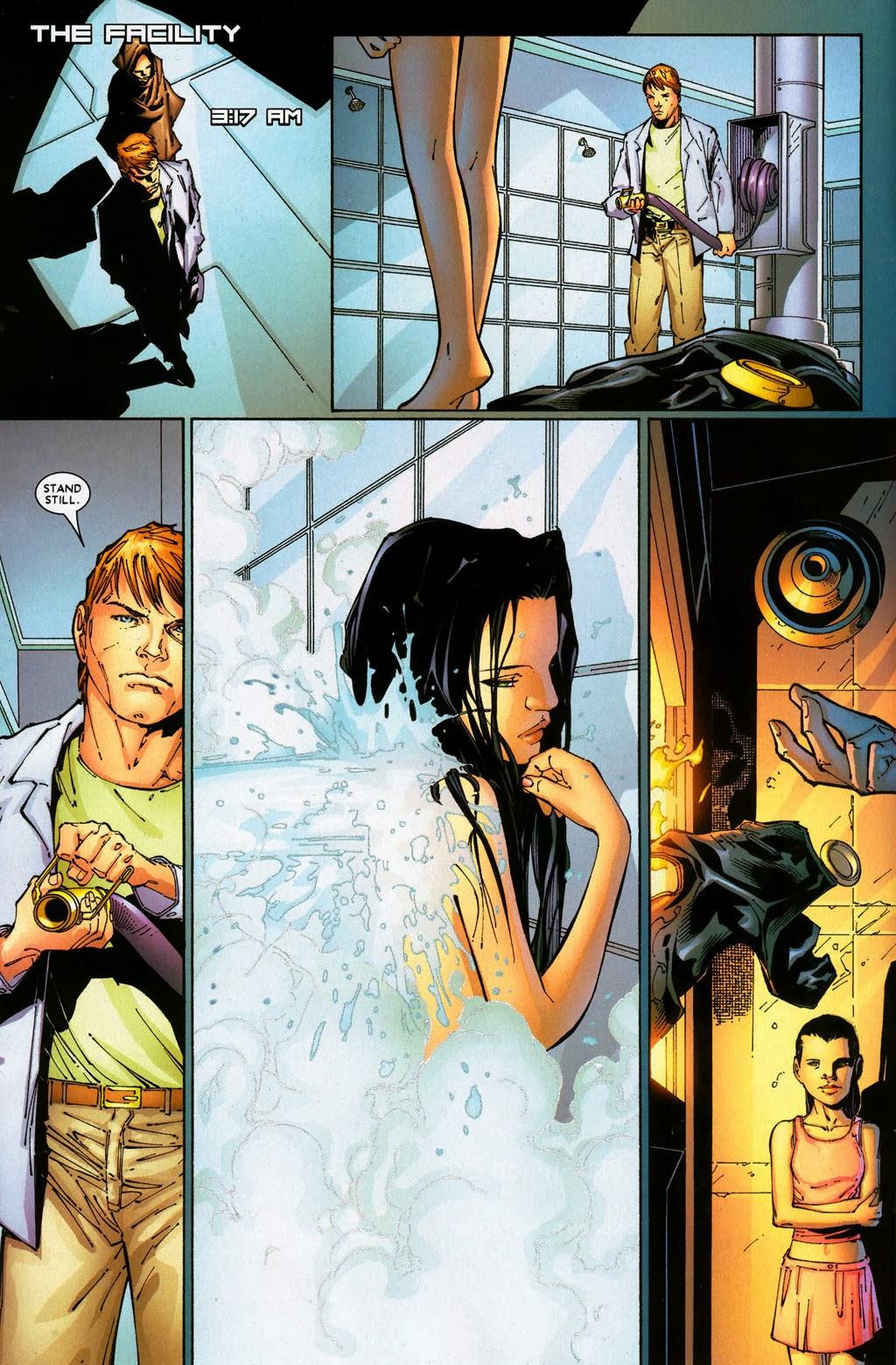 Kinney Pride: X-23: The Plot Holes/Mistakes (Part 1) X 23