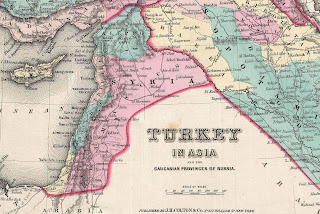 Image result for ottoman syria map