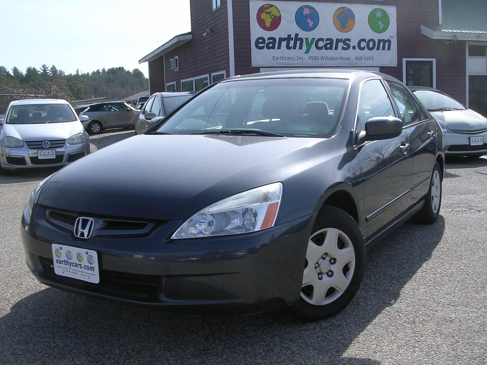 earthy cars blog earthy car of the week 2005 honda accord 2 4 lx. Black Bedroom Furniture Sets. Home Design Ideas