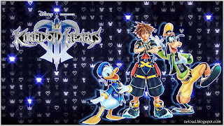 Kingdom Hearts 3 PC Wallpaper