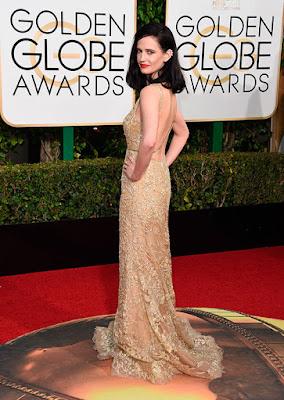 Eva%2BGreen%2Bin%2BElie%2BSaab - Globos de Ouros/ Golden Globes 2016