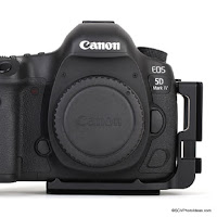 Sunwayfoto Custom L Bracket for Canon 5D Mk IV - Preview
