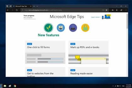 Microsoft Edge Berbasis Chromium Akan Menghampiri Windows 10, 8, 7 dan macOS