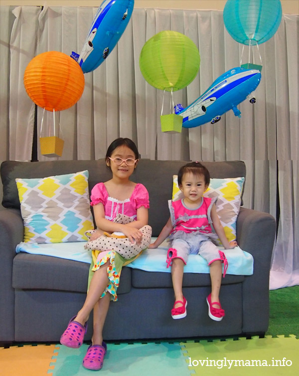 Kidsville - activities for kids - homeschooling - homeschooling in Bacolod - Bacolod City - Bacolod mommy blogger-  talisay city - Negros Occidental - The District North Point - teaching kids - field trip - educational fair - sisters - daughters - girls