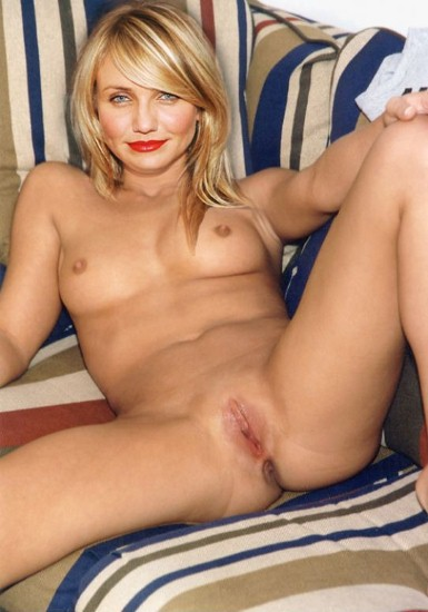 Nude pictures of cameron diaz squiting sorry