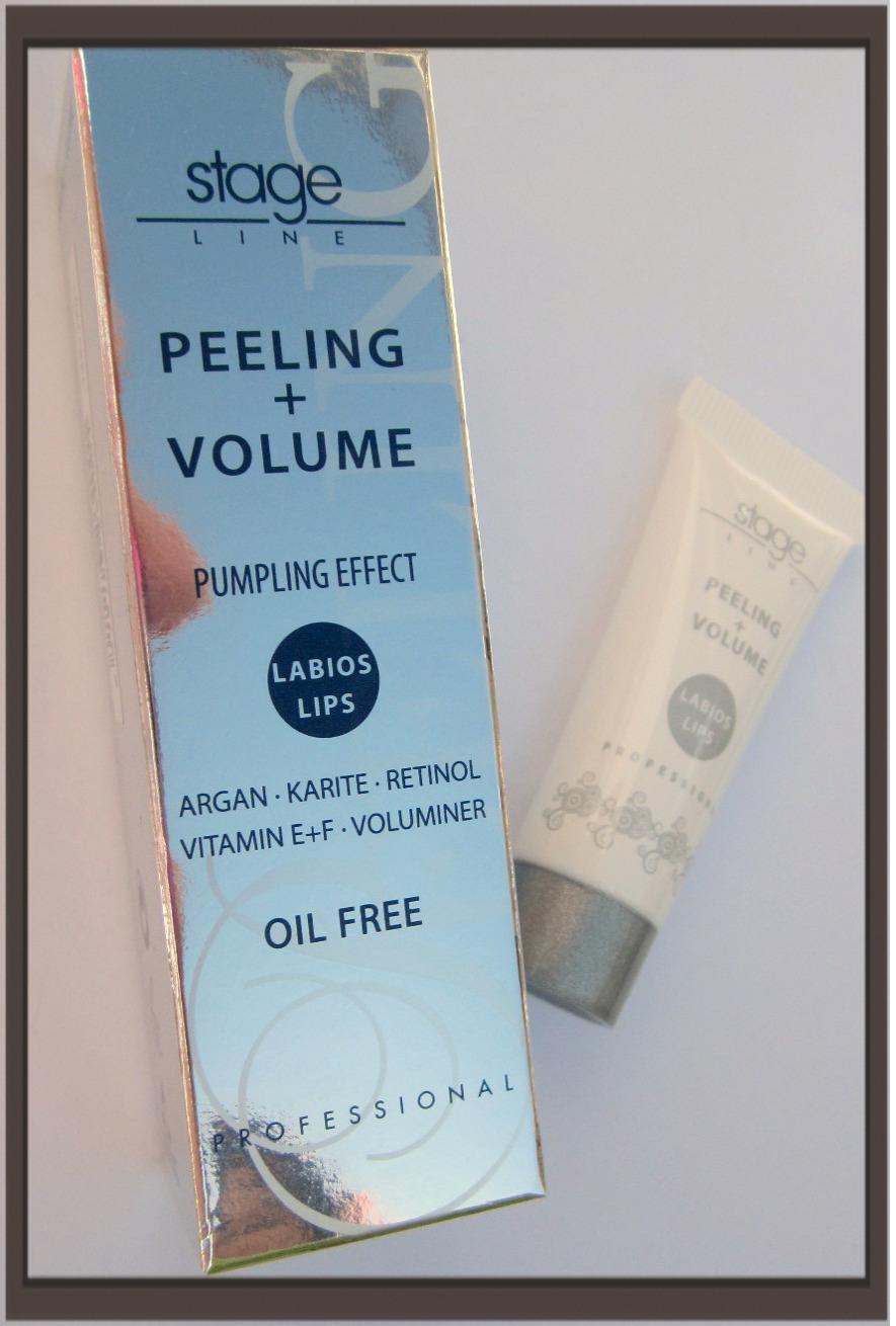 Peeling + Volume