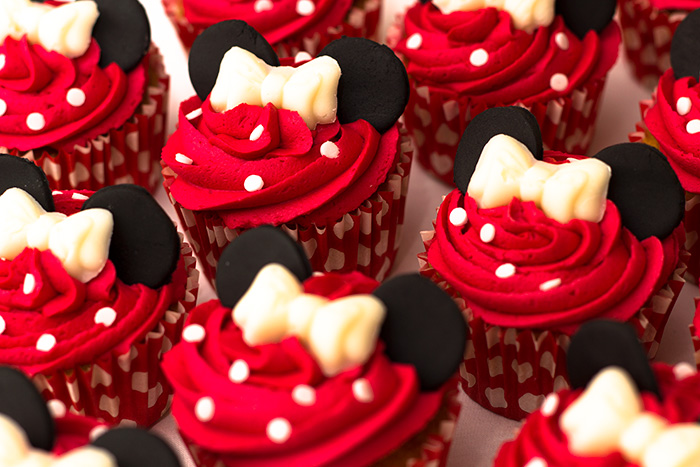 Fire Pixie Happenings: Party Snack Ideas: Mickey or Minnie ...