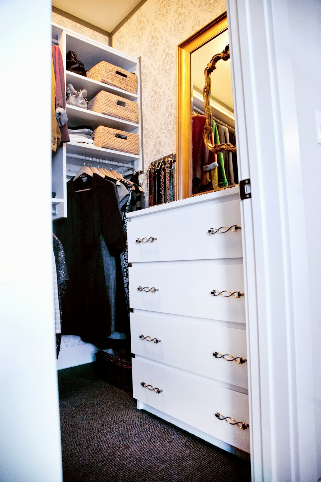 Design Dump A Tour Of My Closet