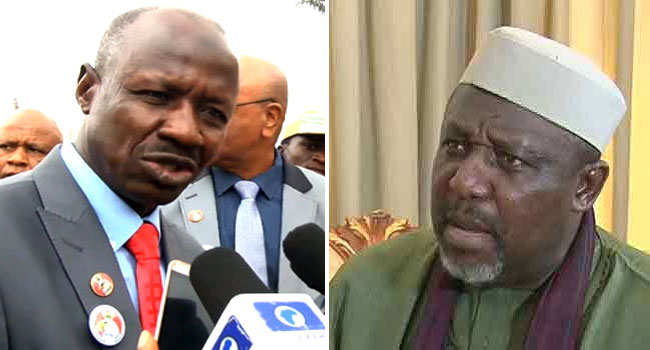 Magu: EFCC Is Investigating Okorocha, Others