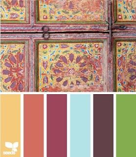 Muestra 1 de paleta de colores