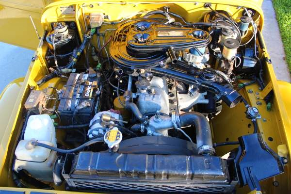 1979 Toyota Land Cruiser Fj40 4x4 Cars
