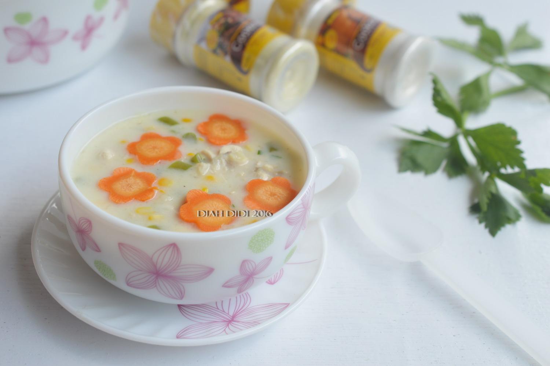 Diah Didi S Kitchen Sup Krim Sayuran