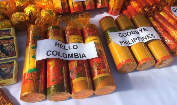 Illegal firecrackers 'Goodbye Philippines' discovered in Bocaue